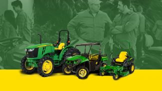 John Deere Vehicles