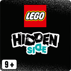 Lego- Hidden Side