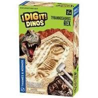 Geology and Dinosaur Kits