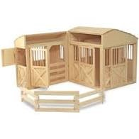 M&D Horse Play Sets