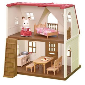 Calico Critters- Houses and Vehicles