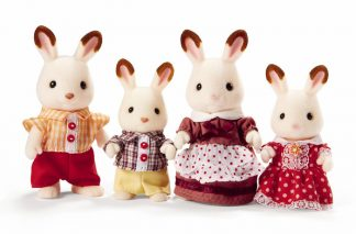 Calico Critters- Family Sets