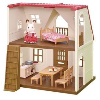 Calico Critters- Buildings and Vehicles